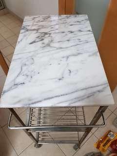 🚚 Storage Table & Tray
