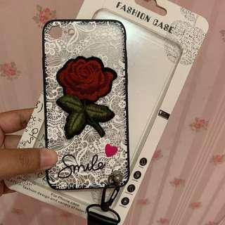 Flowery Case For Iphone 7