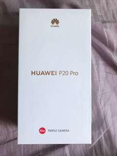 🚚 Huawei P20 Pro