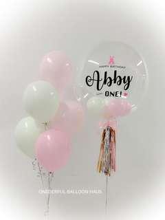 Helium Balloons crystal balloon