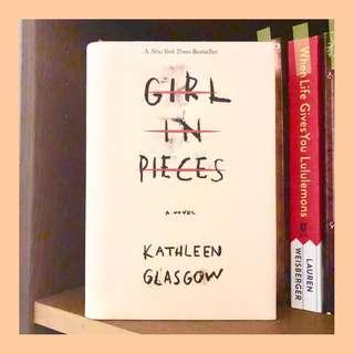 🚚 HARDBACK Girl In Pieces