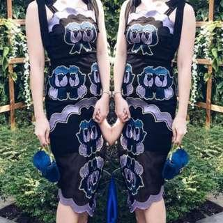 Alice Mccall Inspired Dress