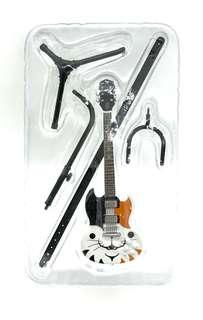 F-Toys 1/12th Scale Guitar