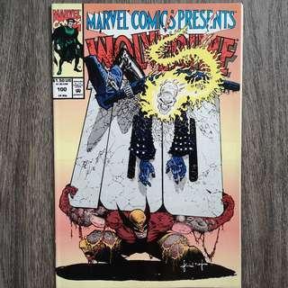 Marvel Comics Presents #100
