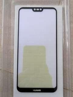 Huawei Nova 3e blue ray screen protector
