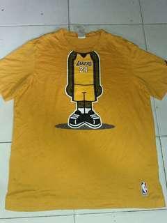 Kobe shirt