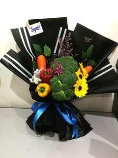 Healthy Vegetable Bouquet