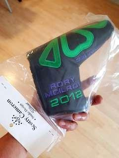Scotty Cameron Rory Mcilroy 2012 Limited Edition Putter Cover