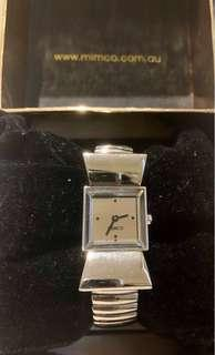 MIMCO - Silver Bow Watch