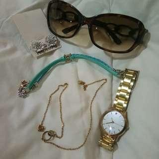 All in accessories used but not abused! I rampa mo na this summer besh!