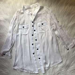 white shee top