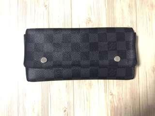 Louis Vuitton Damier Graphite Modulable Long wallet