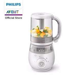 (Moving out sale) Philips Avent 4-in-1 food maker