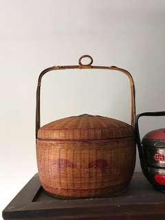 Traditional Chinese Basket (Large)