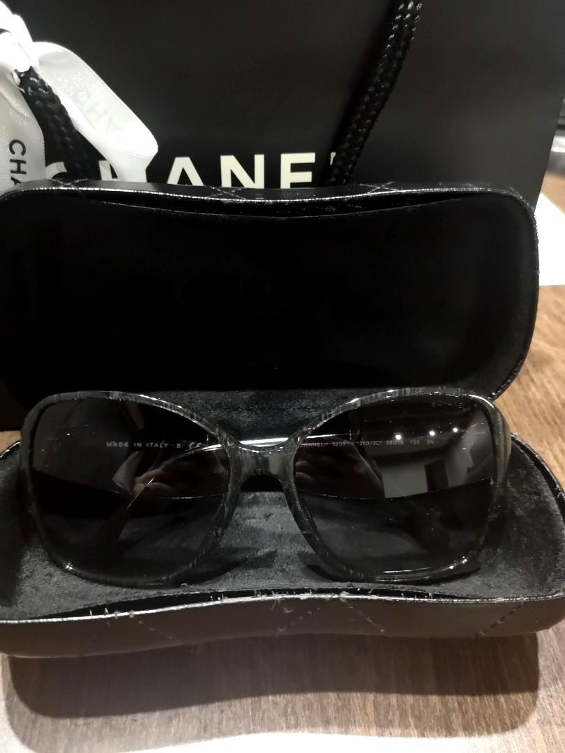 100% Authentic BN Chanel Sunglasses