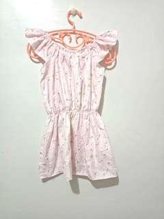 2 - Way Light Pink Dress
