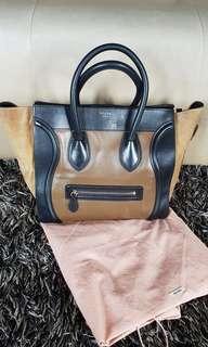 Celine Mini Luggage Authentic