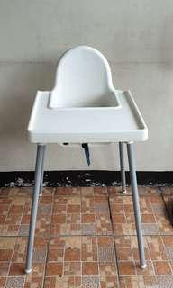 Antilop Ikea Highchair