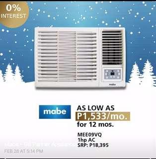 RUSH! Aircon for sale