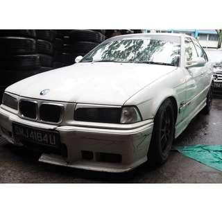 (PO) BMW E36 318i 1992 ELECTRICAL M SPORT SEATS FOR SALE (07517)