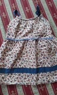 Summer Dress - floral dress - dress for girls - toddler dress