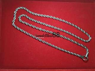 Stainless Steel Necklace 1Hook