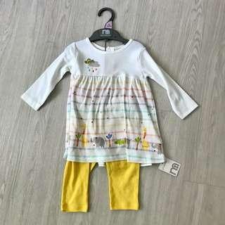 🚚 Mothercare Long sleeve set