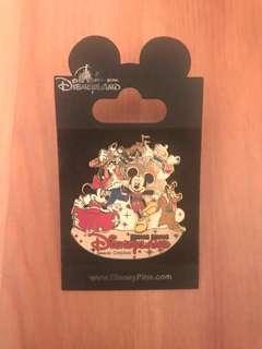 初代 迪士尼襟章 Disney pin***description