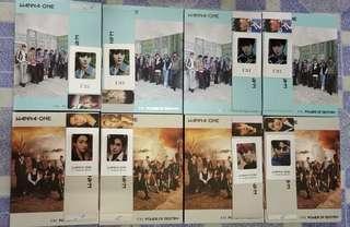 Readystock Wanna One POD Albums