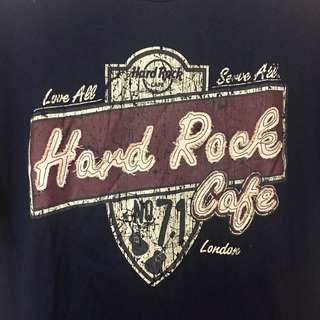 REPRICED! Hard Rock Cafe London T-Shirt