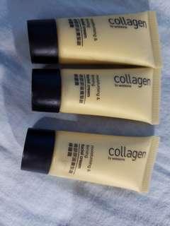 (包平郵)collagen by watsons共3支