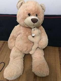 Repriced Large Teddy Bear