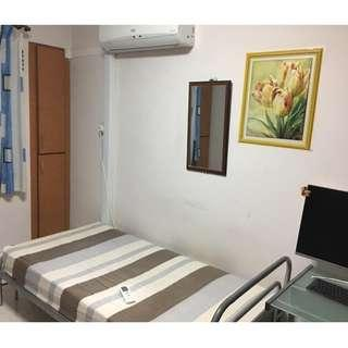 Common room(AC) with private bathroom for rent @ Sengkang