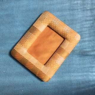 🚚 Jim Thompson 絲綢相框3x5吋