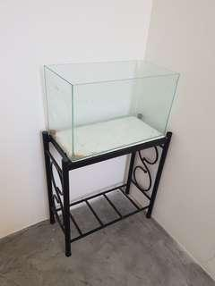 Free 2ft tank with stand