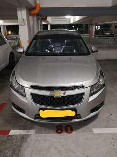 Chevy Cruze for lease