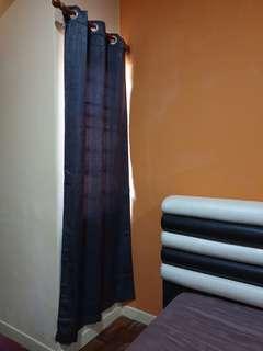 90% blackout curtain 1 panel
