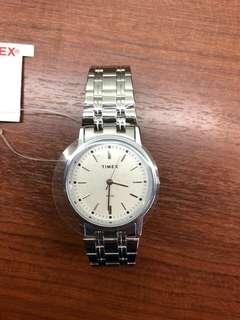 Timex Classic Silver Stainless Steel TA319E-57