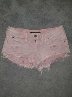 Billabong Pink Shorts