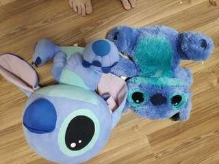 Stitch unicorn care bear