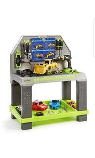 🚚 BNIB Little Tikes Construct 'n Learn Smart Workbench tool box kitchen not Ikea Vtech Leapfrog