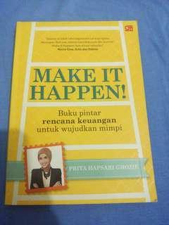 Make it Happen - Prita Ghozie