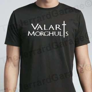 Valar Morghulis T-Shirt (Fan Art)