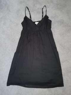 Miss Shop Black Mini Dress