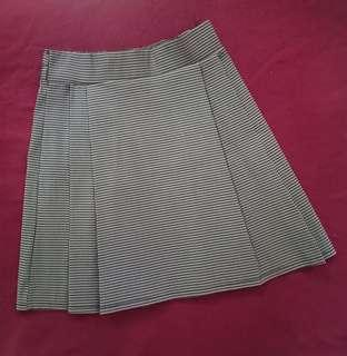 Pleated Korean Skirt