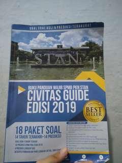 Buku civitas guide pkn stan 2019