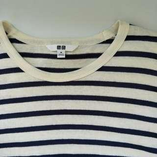 Uniqlo Striped Long Sleeve
