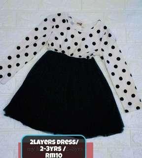 2layrs dress
