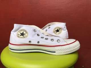 Old school Converse