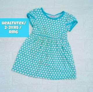 Heathtex dress